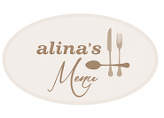 Alinas Dinner Menu