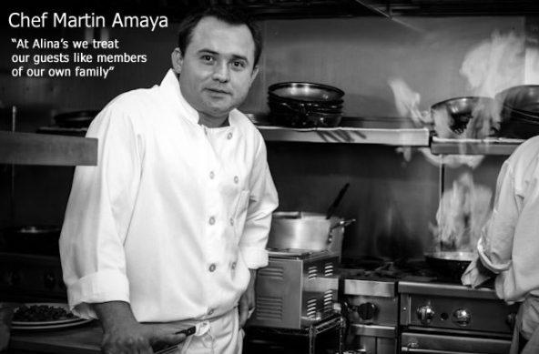 Chef Martins Story